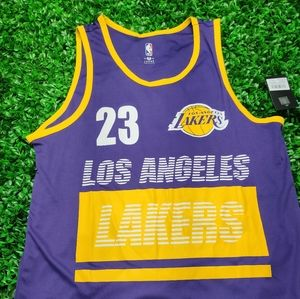 Lebron james LA jersey